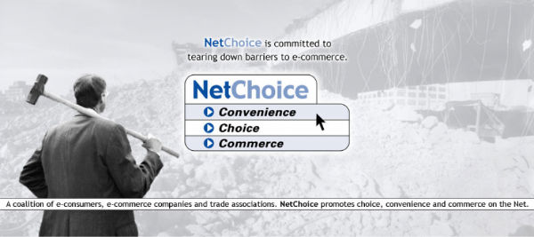 Welcome to NetChoice