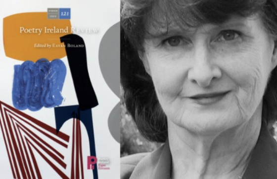 Poetry Ireland Review Issue 121 / Eavan Boland