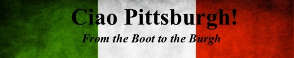 Ciao Pittsburgh Logo