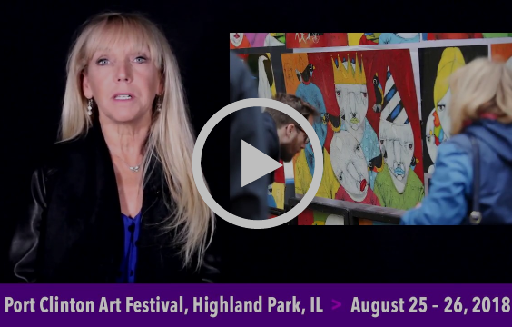 2018 Port Clinton Art Festival Info to Apply