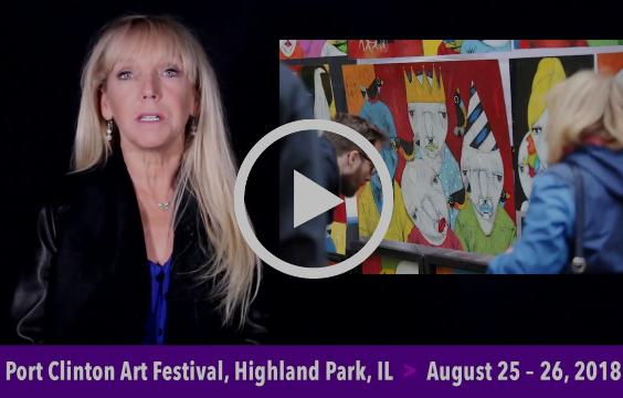 2018 Port Clinton Art Festival Info to Apply