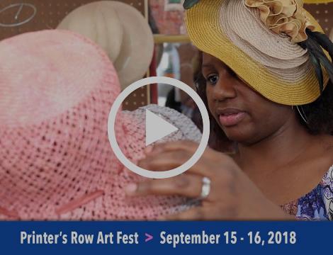 2018 Printer's Row Art Fest Info for Artists