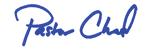 Pastor Chad signature