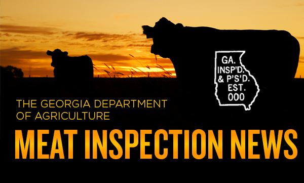 Meat Inspection News Banner