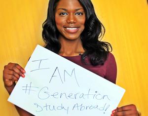 Gilman Scholar Alumni Ashley Blackmon