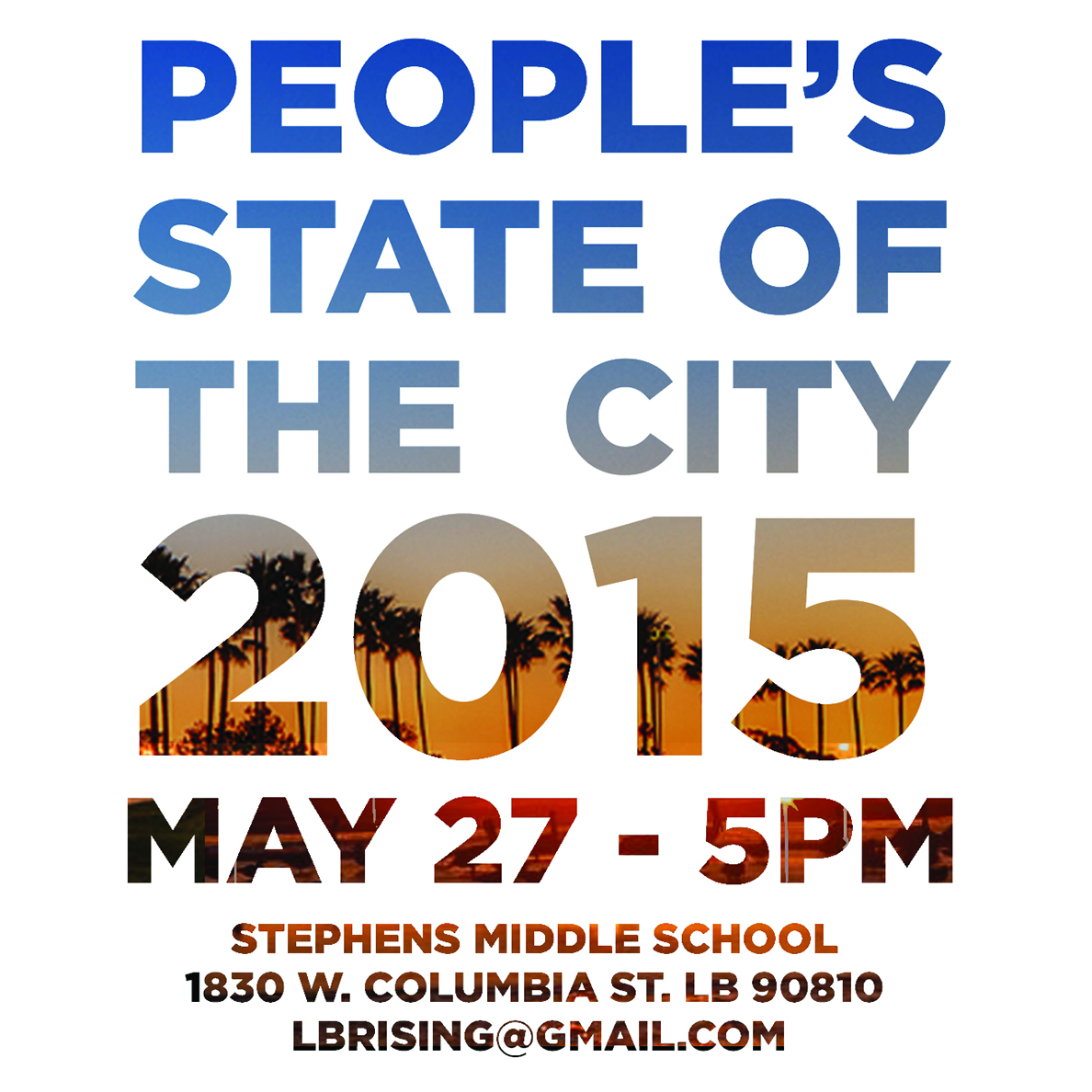 People's State of the City