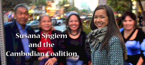 Susana Sngiem and the Cambodian Coalition