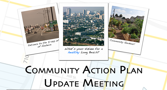 Community Action Plan Update Meeting
