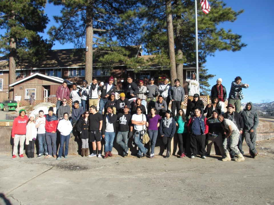 Youth Committee Retreat Group PIcture