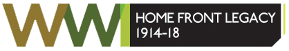 Home Front Legacy Project Logo