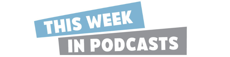 This Week in Podcasts newsletter logo