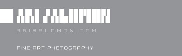 Ari Salomon: Fine Art Photography Email Newsletter