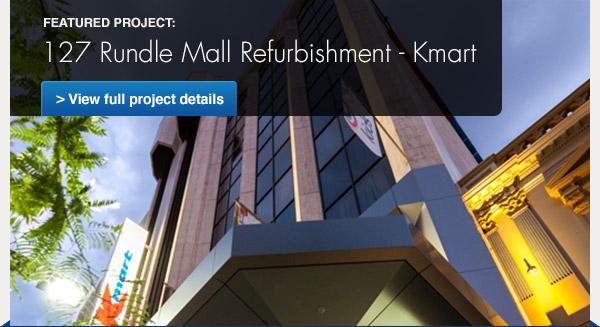127 Rundle Mall Refurbishment - Kmart