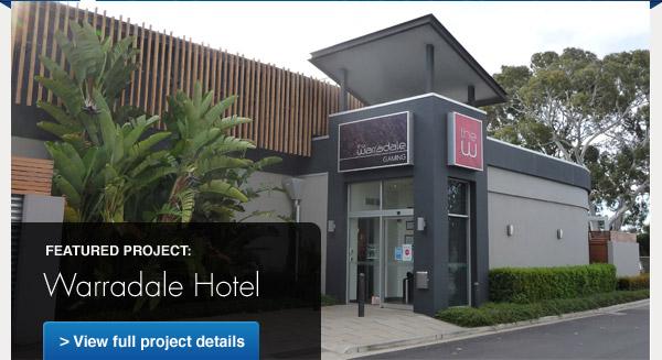 Featured Project: Warradale Hotel