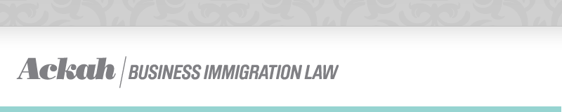 Ackah Business Immigration Law