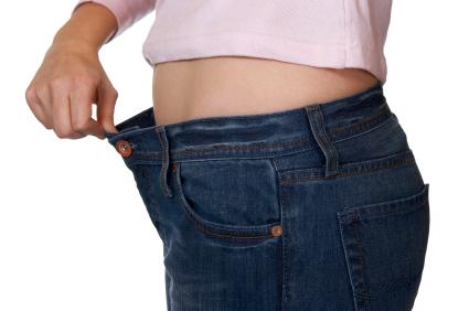 skinny waist