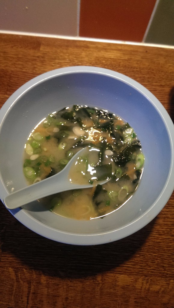 miso easy soup