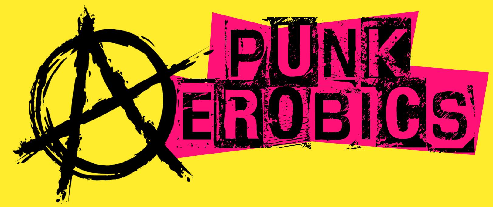 punk aerobics logo