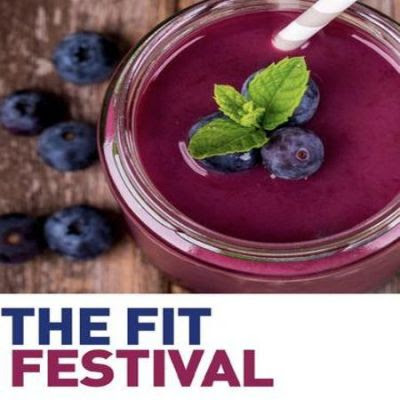 The Fit Festival logo