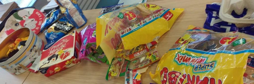 junk food desk