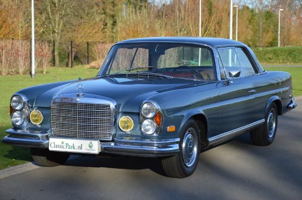 Mercedes-Benz 280SE 3.5 ltr V8