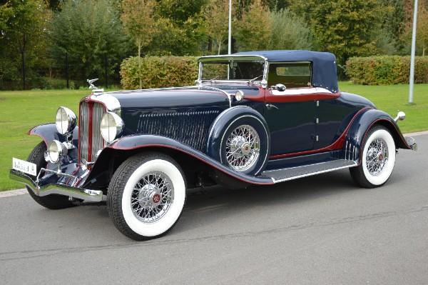 Auburn 12-161 Convertible coupe
