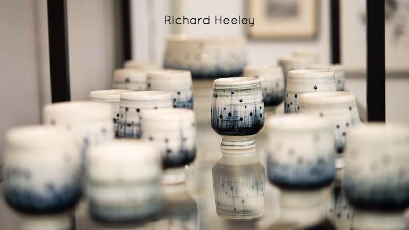 Richard Heeley Sake Cups