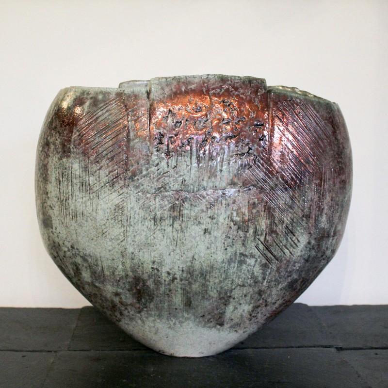 Stephen Murfitt - Large Raku Ceramics