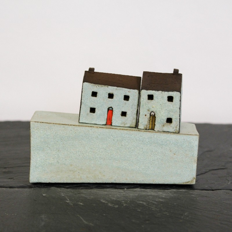 Pauline Montgomery - Ceramic Houses