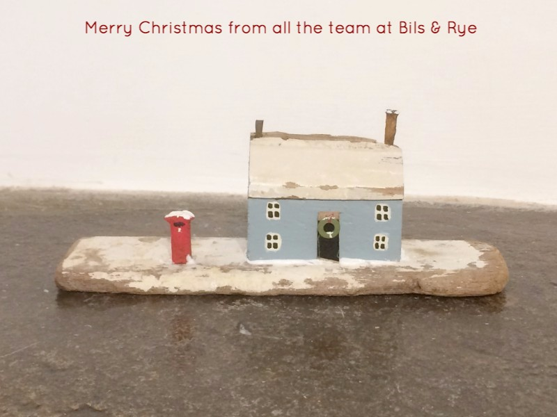 Merry Christmas from the Bils & Rye Team