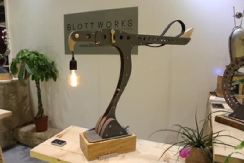 BLOTT Works - Over engineering at it's artful best