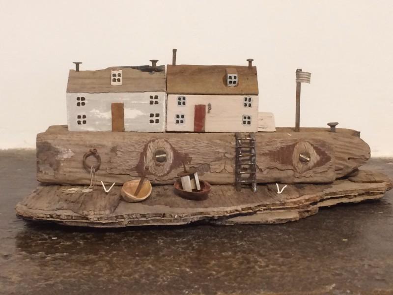Kirsty Elson - Cornish Driftwood Artist