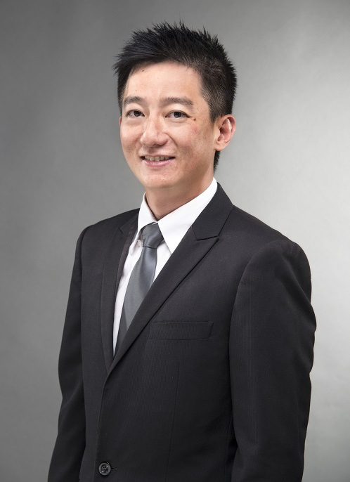 Mr Bernard Tan (new Director)