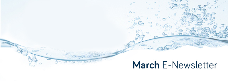 March eNewsletter Banner