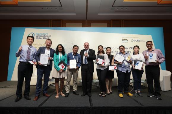 2018 Prize Winners