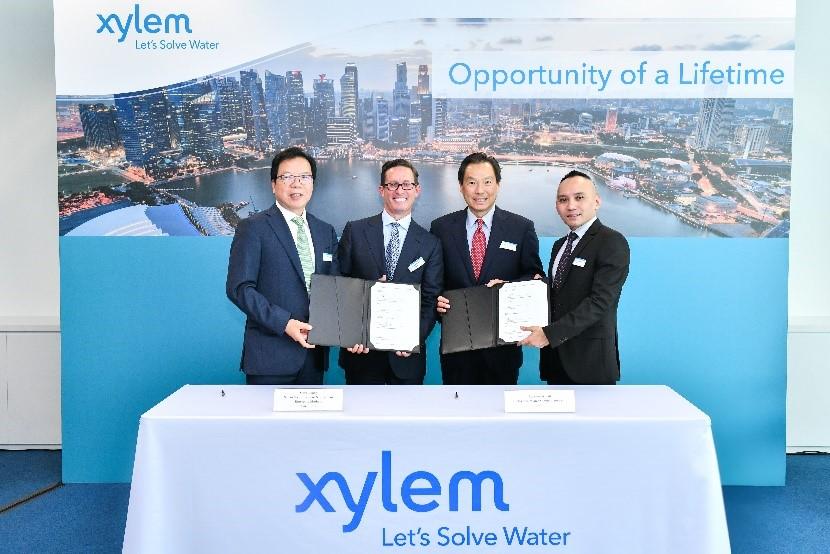 Xylem Launching