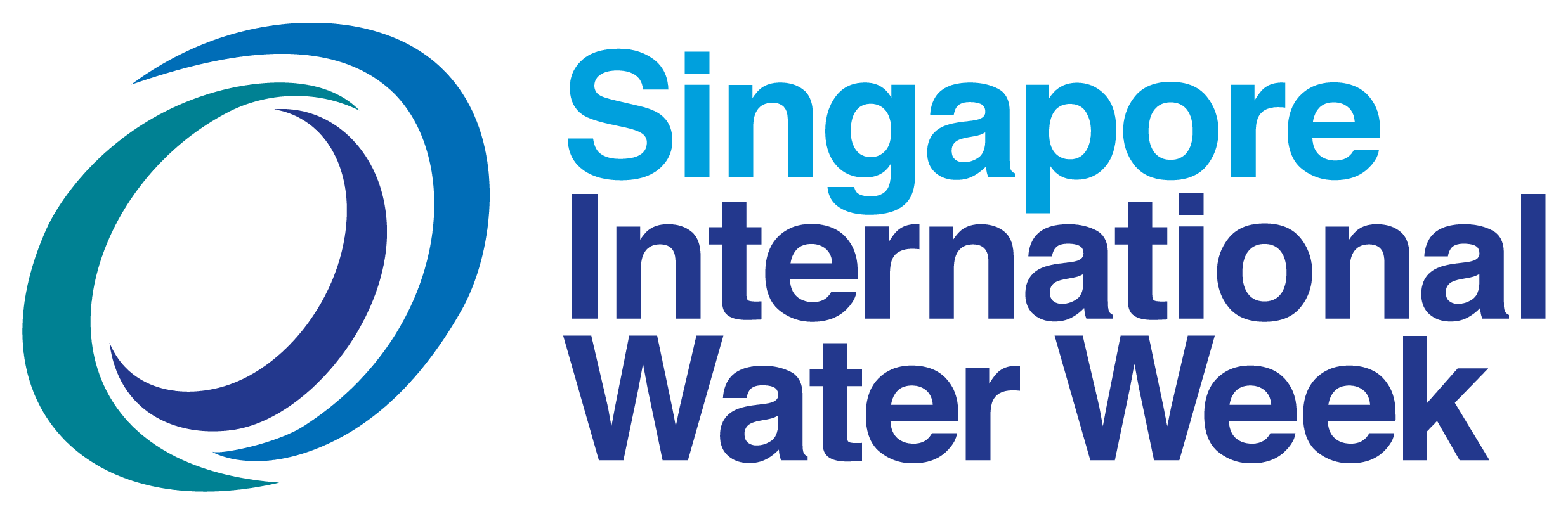 Singapore international Water Week Logo