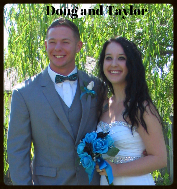 Doug & Taylor