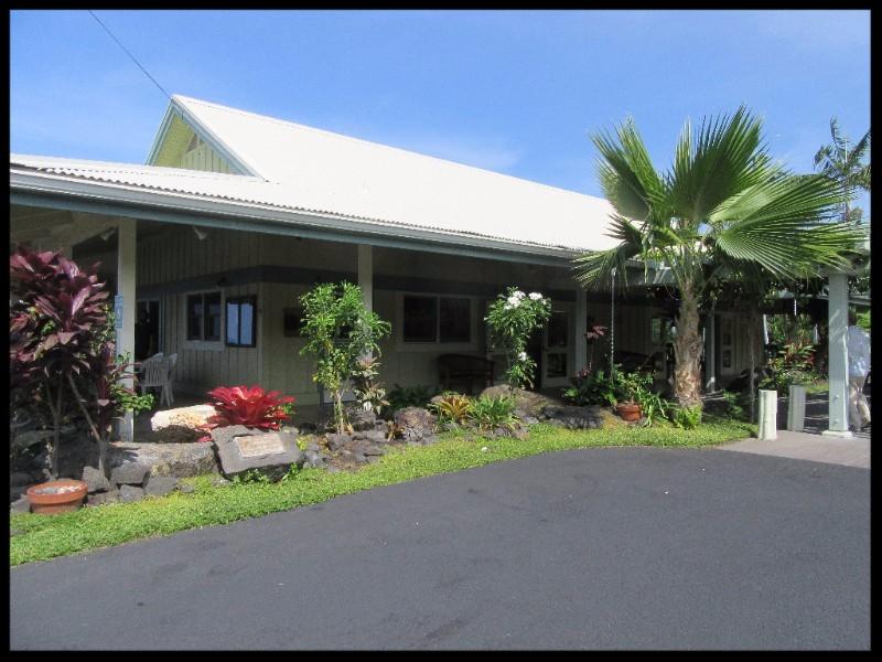 Kona Coast Baptist Church's meeting place, Kailua-Kona, Hawaii