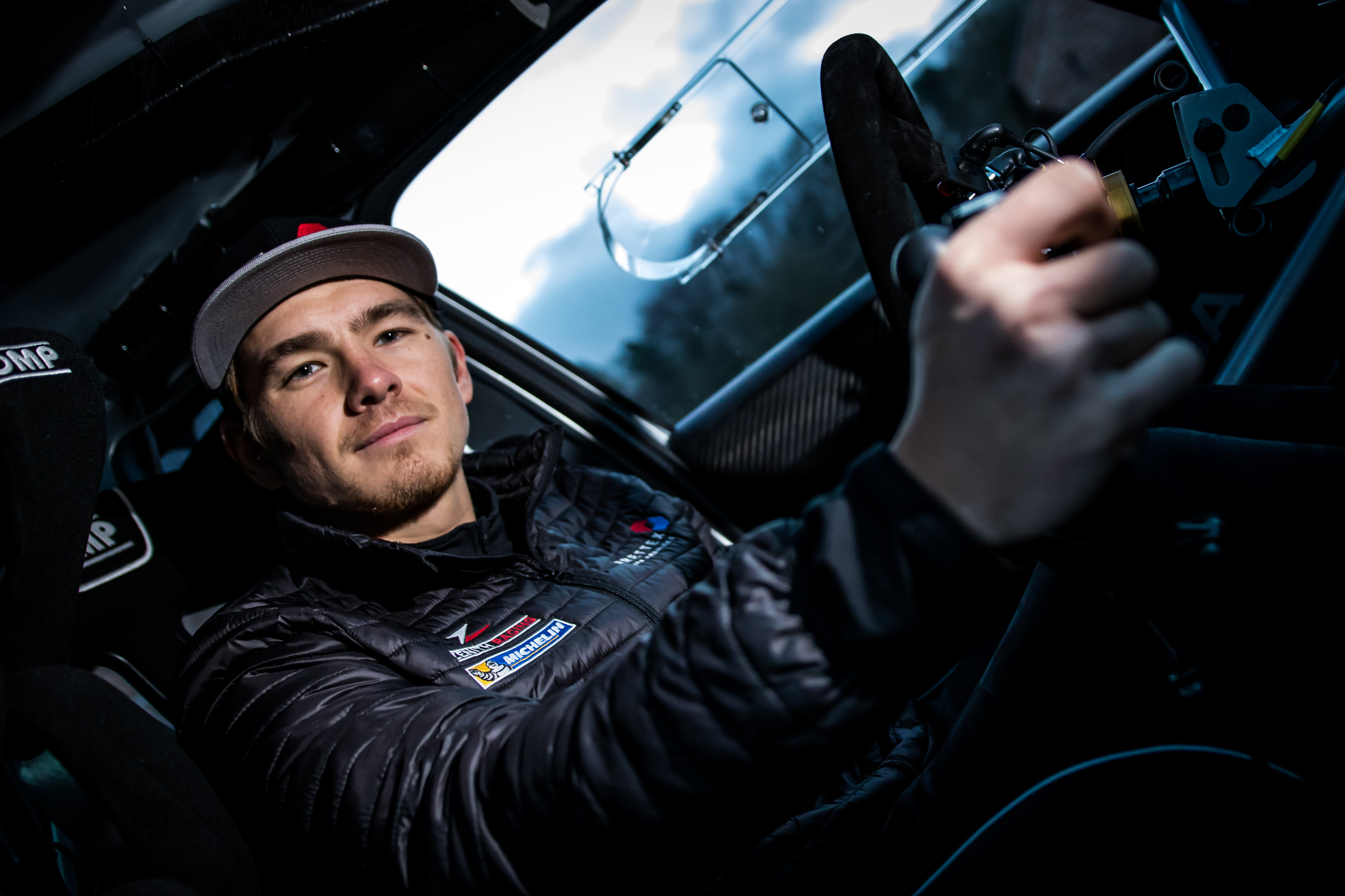 Rhys Yates - In the driving seat