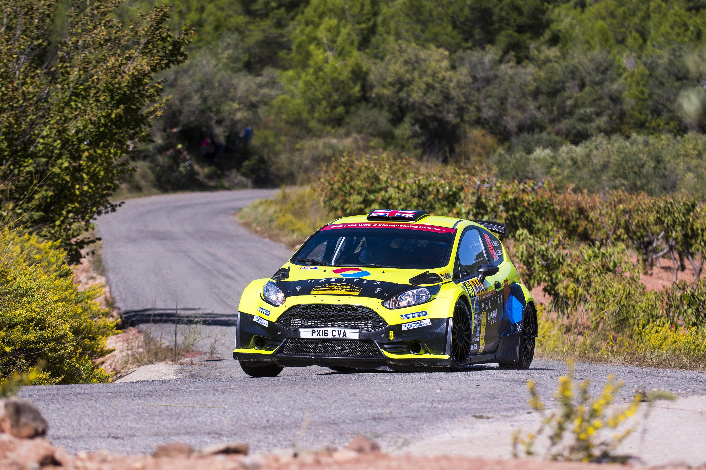 Rhys Yates - Rally Spain
