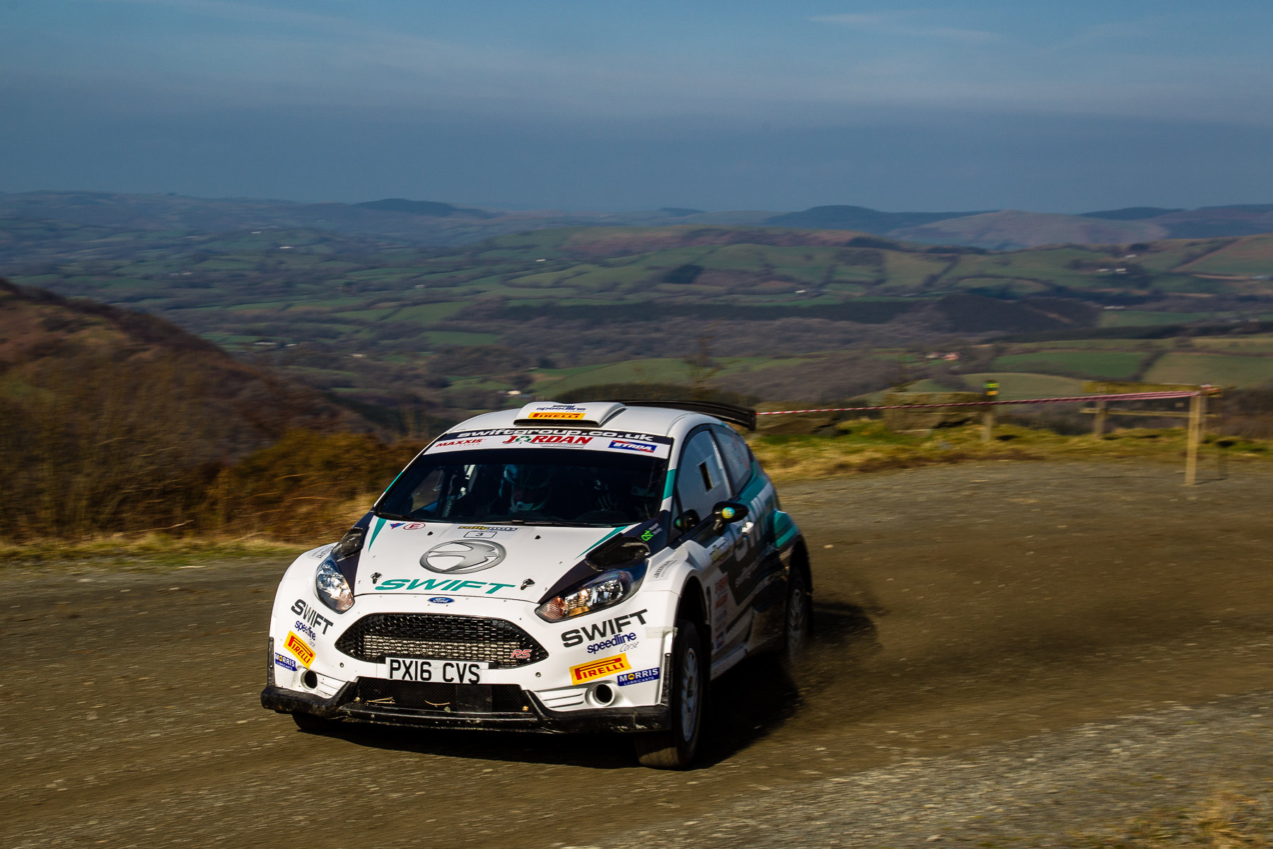 Matt Edwards - Fiesta R5