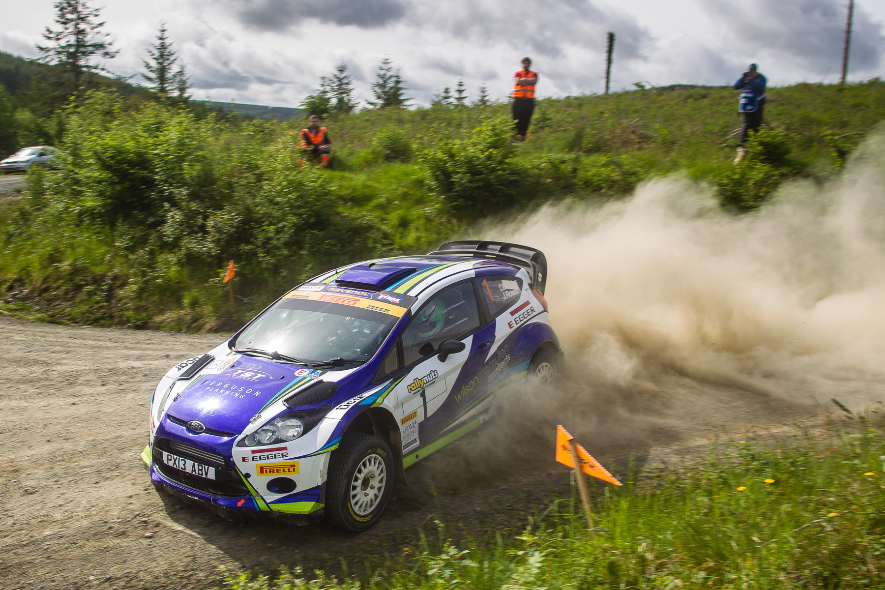 Rallynuts Stages Rally opens its entries