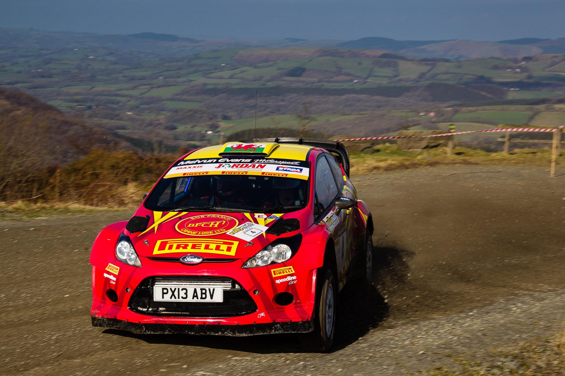 Luke Francis - Fiesta WRC