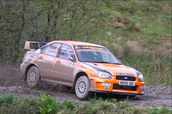 RSAC Scottish Rally welcomes four wheel drives