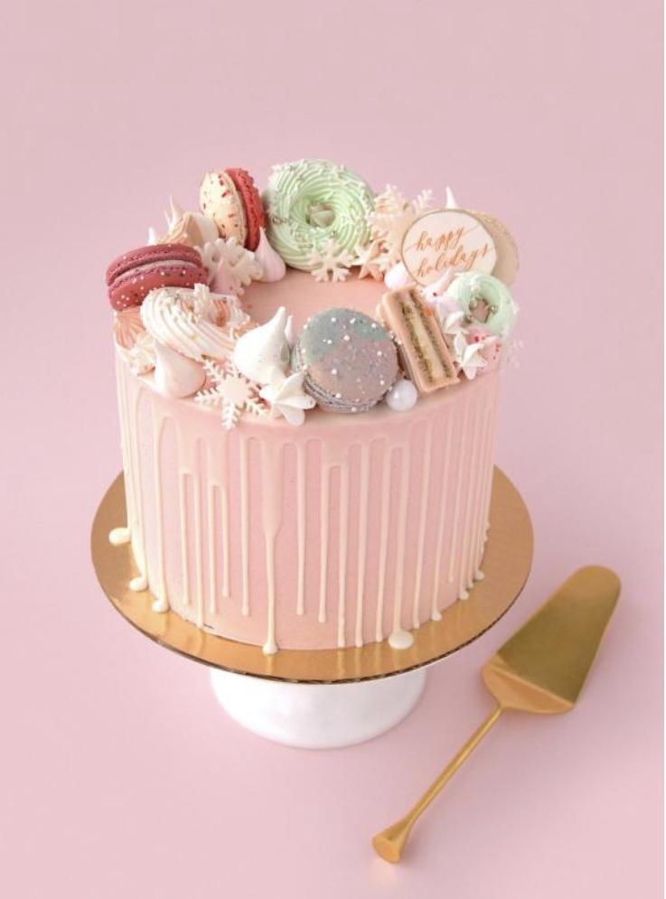 Ruby Jean Patisserie Cake