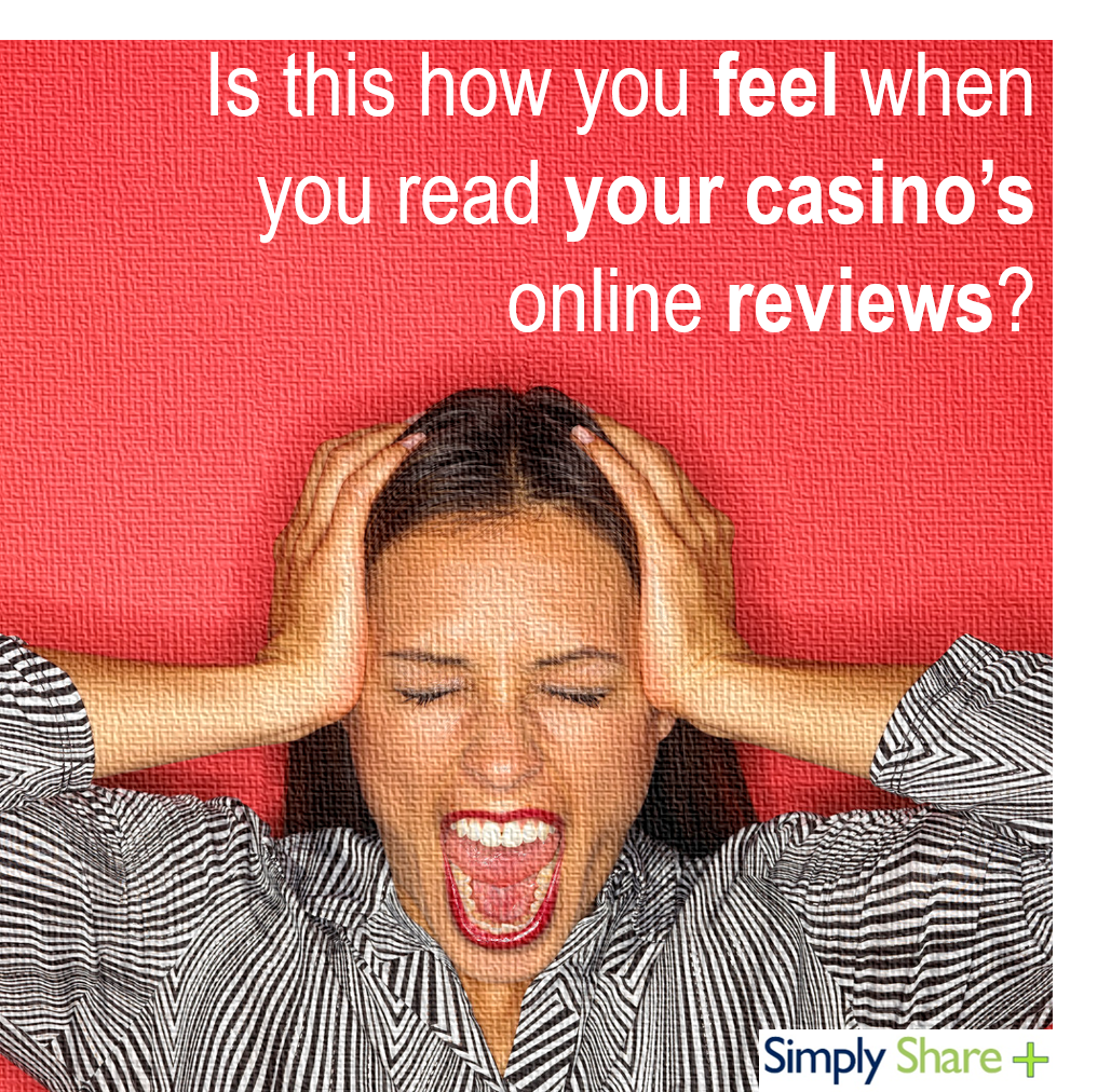 Casino negative reviews can be maddening!