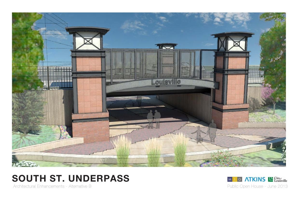 South Street Underpass