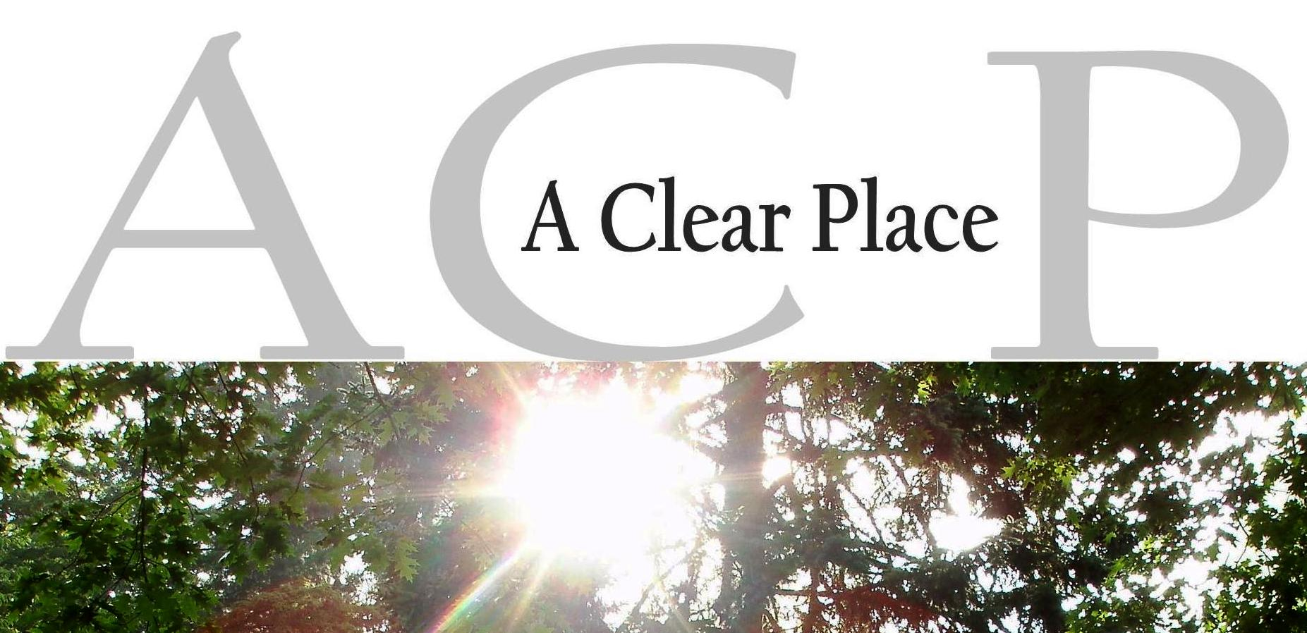 a clear place.com