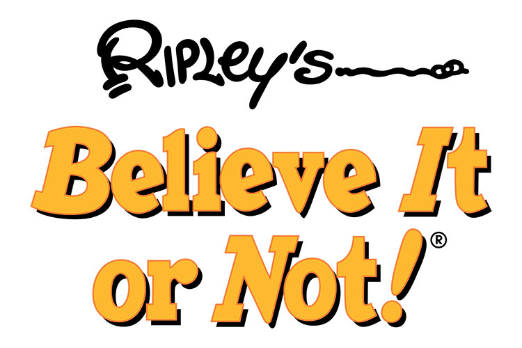Ripleys Believe it or Not Logo